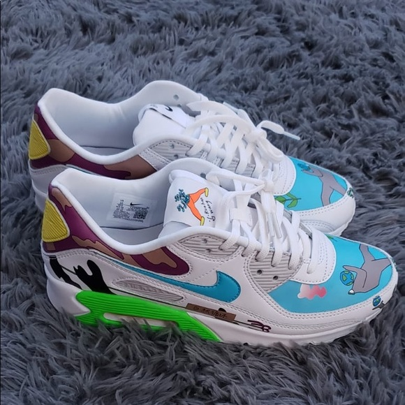 Nike Other - Nike Air Max 90 Ruohan